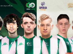 La plantilla de League of Legends de Cream Real Betis