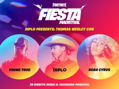 Diplo Young Thug Noah Cyrus Fortnite