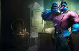Dr.Mundo League of Legends