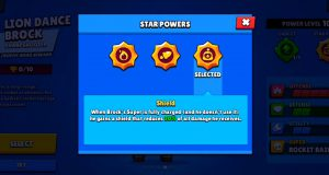 La tercera habilidad estelar llega a Brawl Stars