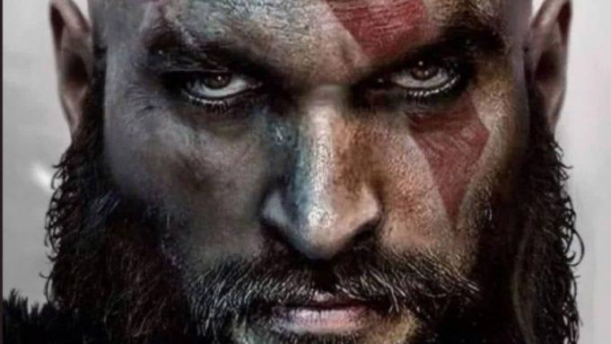 Jason Momoa como Kratos