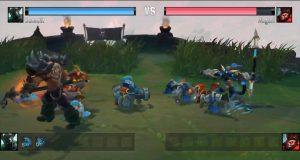 La pelea a lo fighting game de la LCK en el LoL