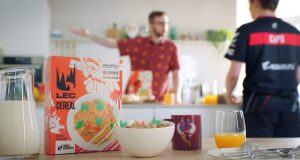 LEC 2020, el día de los cereales