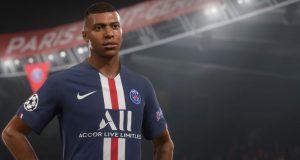 Kylian Mbappé en FIFA 21