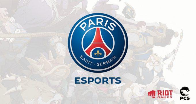 PSG Esports PCS