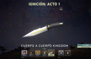 El primer cuchillo de Valorant en el Pase de batalla
