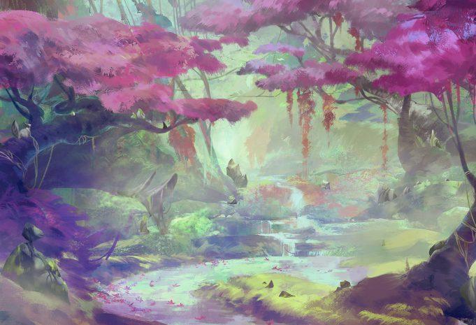 La jungla escaramuzadora