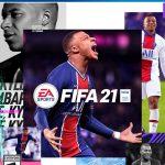 Las tres portadas de FIFA 21 con Mbappé