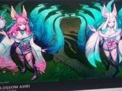 Ahri Spirit Blossom skin