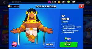 Bo Horus Brawl Stars
