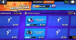 Brawl Pass Misiones Temporada 2