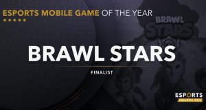 Brawl Stars en los Esports Awards