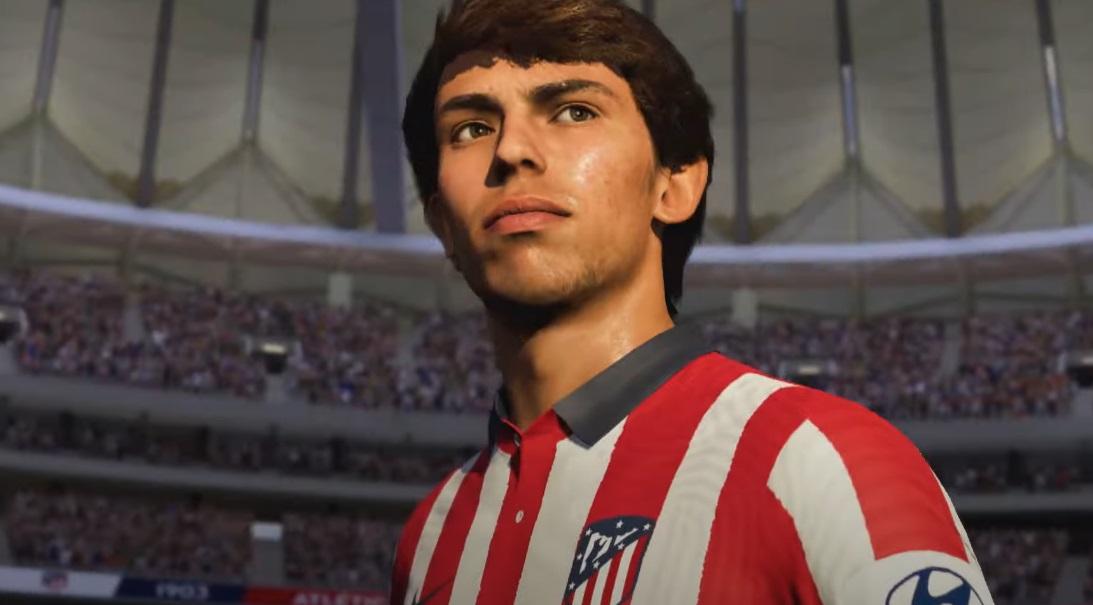 Joao Felix en FIFA 21