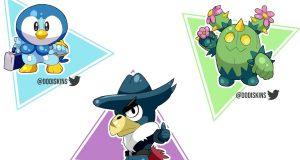Las skins Pokémon en Brawl Stars