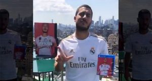 Real Madrid Portada FIFA 21
