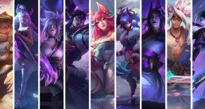 Todas las 11 skins de Spirit Blossom 2020