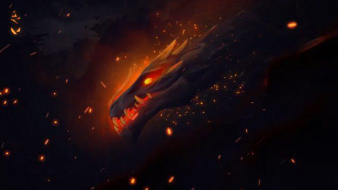 dragon infernal de Valorant