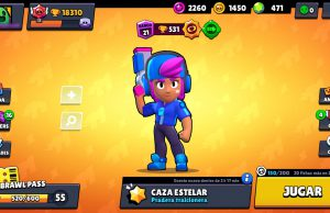 Brawl Stars Shelly inutil caza estelar