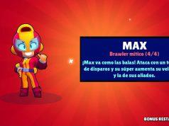 Max Brawl Stars