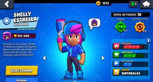 Shelly Brawl Stars