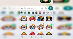 Stickers Brawl Stars WhatsApp