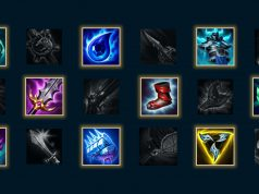 Tienda Objetos League of Legends 2021