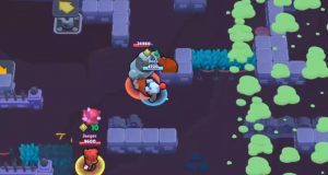 bug robot Supervivencia Brawl Stars