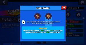 La 2ª star power de Colette