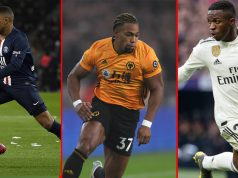 FIFA 21 jugadores mas rapidos ritmo