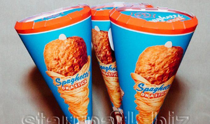 El helado de Starr Park