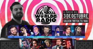 La radio casteo de Ibai para los Worlds 2020