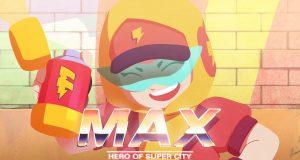 Max, la superheroína de Brawl Stars