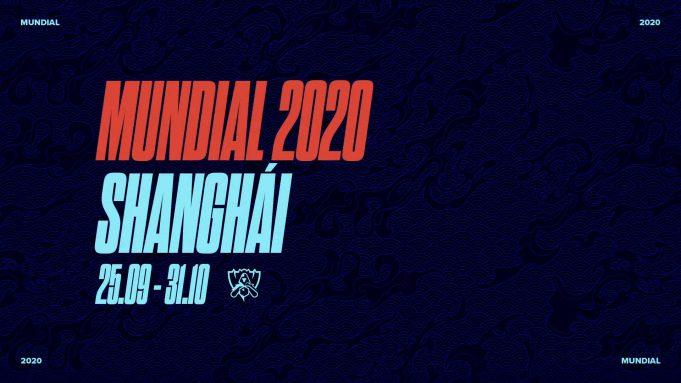 LoL Worlds 2020