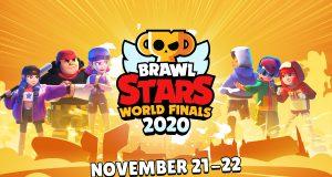 Brawl Stars World Finals 2020