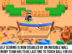 Brawl Stars autogoles pared invisible Balón Brawl