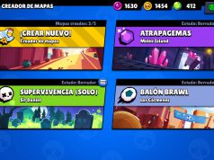 Brawl Stars creador de mapas map maker