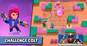 Challenge Colt skin Brawl Stars
