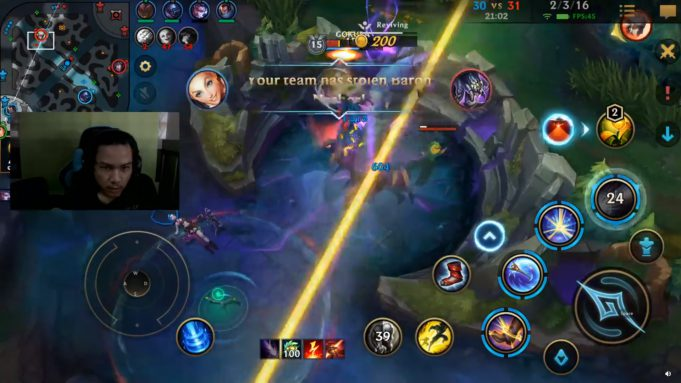Lux ultimate Wild Rift