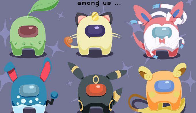Pokémon en Among Us