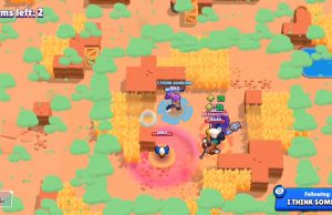 Shelly supervivencia brawl stars