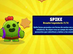 Spike legendario brawl stars