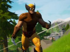 Wolverine Fortnite