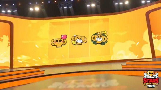 Los emotes del Mundial 2020 de Brawl Stars