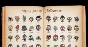 Brawl Stars Halloween