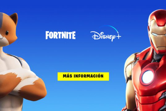 Disney+ gratis Fortnite