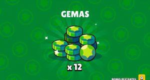 Gemas cajas brawl stars