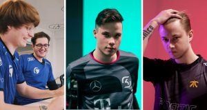 Upset, Crownshot y Rekkles
