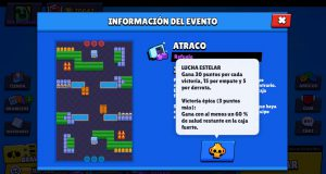 Lucha estelar rework power play brawl stars