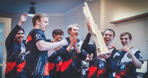 Perkz en la victoria de G2 Esports