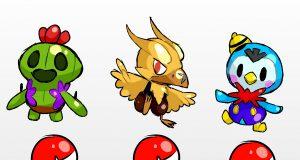 Pokémon y Brawl Stars